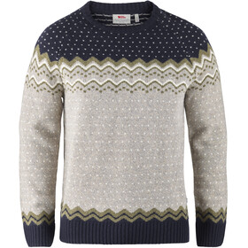 Fjällräven Övik Knit Sweater Men Navy